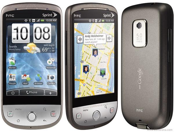 Facebook para HTC Hero CDMA