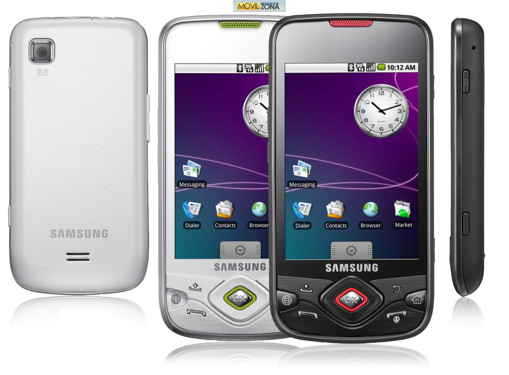 Facebook para Samsung Galaxy Spica GT-i5700