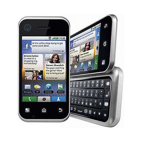 facebook para Motorola BackFlip MB300