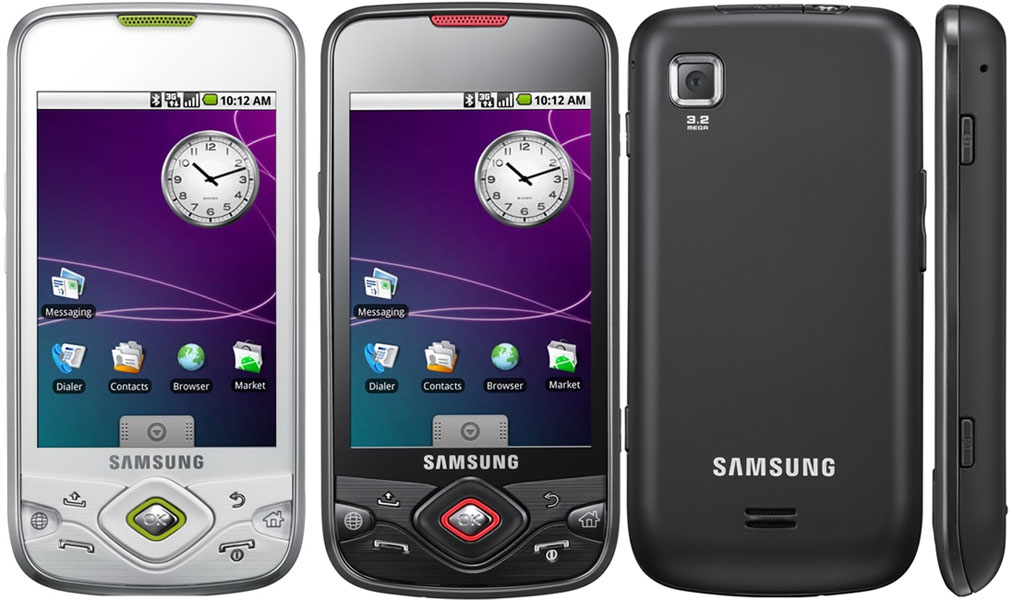 Facebook para Samsung Galaxy Portal GT-i5700