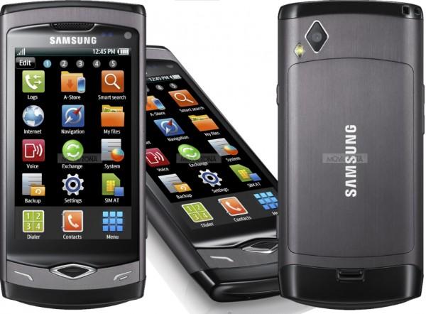 Facebook para Samsung Wave GT-S8500