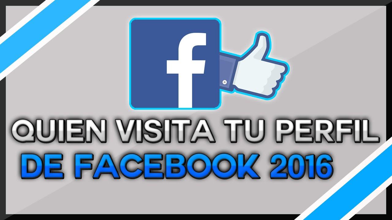 Como Ver Quien Mira el Perfil de Facebook