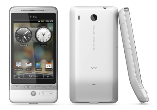 HTC Hero Facebook